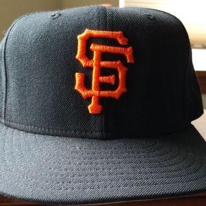 MLB San Fransisco Giants hat